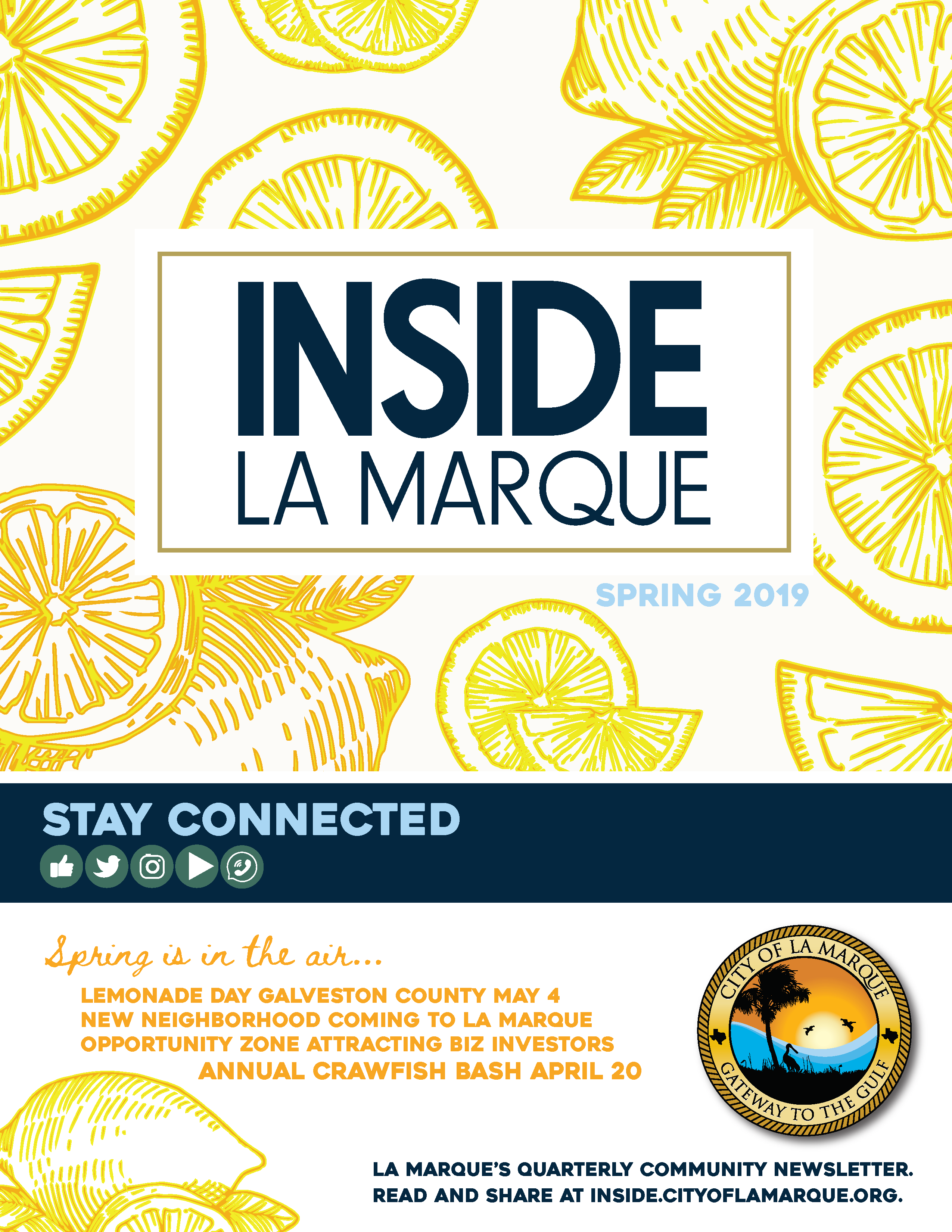 COVER_Inside La Marque_VOL 11_Spring 19_31419_final 2
