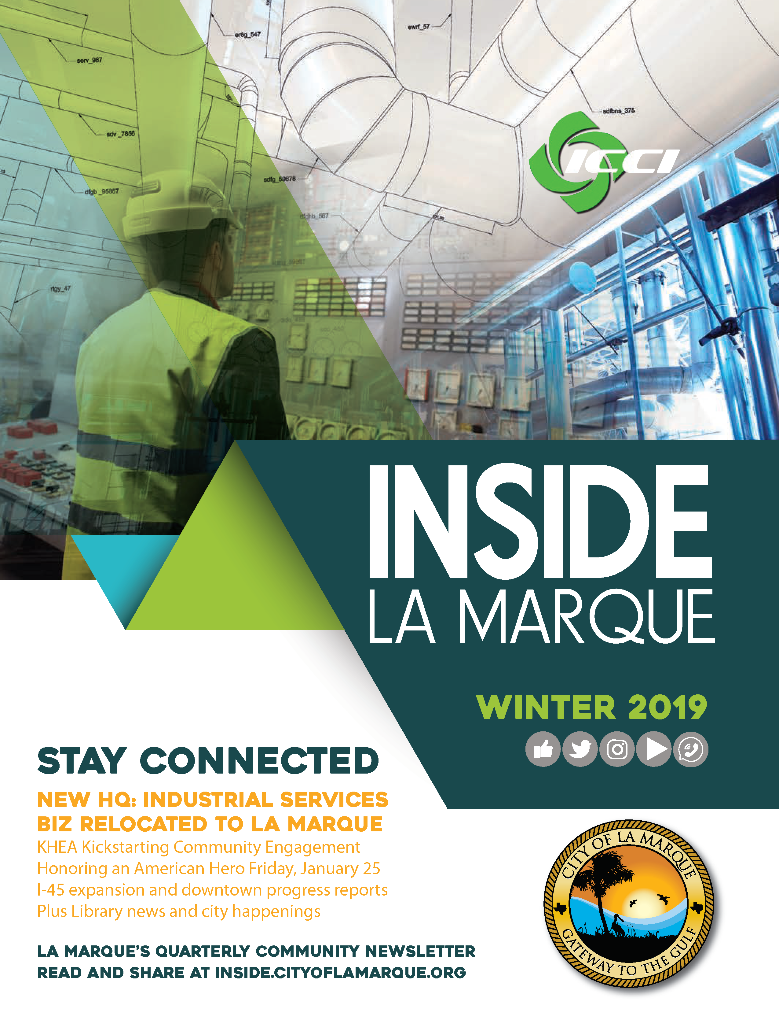 Cover_La Marque Winter 2019
